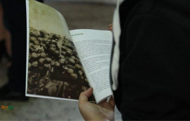 presentazione libro carciofo