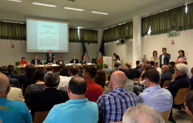 conferenza rucola 2018